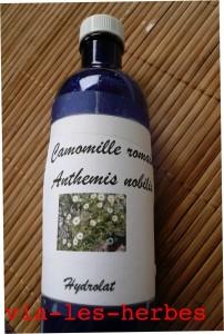 hydrolat de camomille r